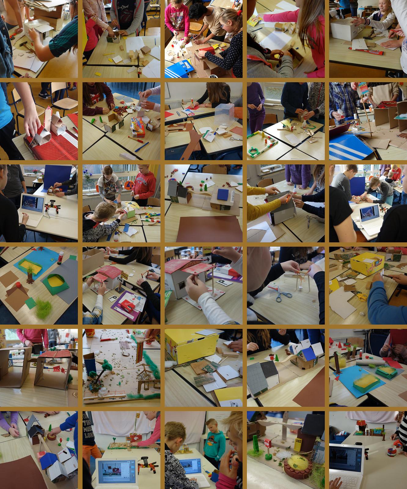 Oostenburg Animeert Nieuwbouw School