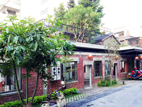 廣瀬大祐 - 范特喜綠光計畫 Green Ray 自來水公司老舊宿舍改造為魅力空間