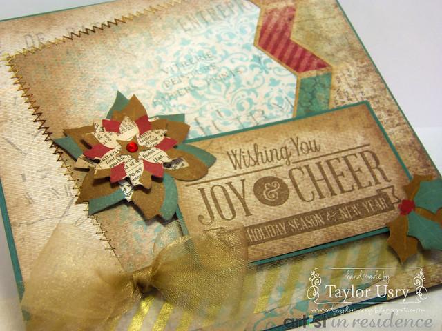 Joy & Cheer closeup