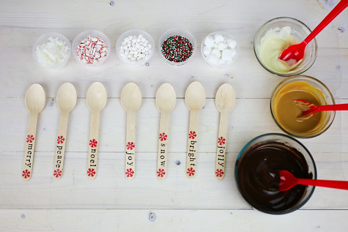 Hot Chocolate Spoons #KraftEssentials #Shop