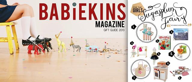 babiekins mag gift guide 2013
