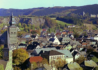 Attendorn, Germany (Film scan) 1979