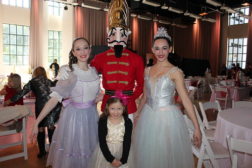 Clara's Tea Party with Texas Ballet Theater
