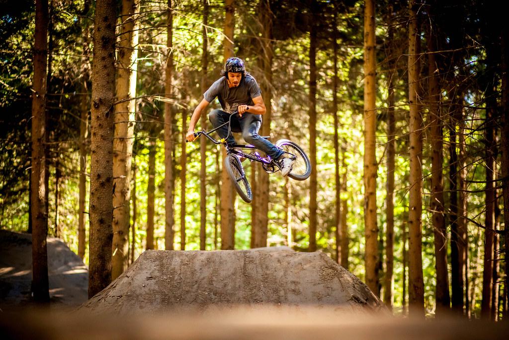 Véloparc au Mont Arthabaska