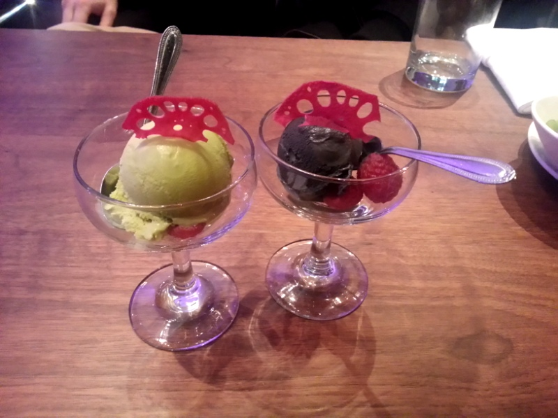 Blowfish desserts