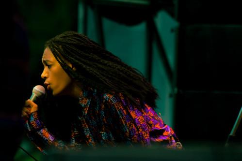 Solange en el Movistar Free Music
