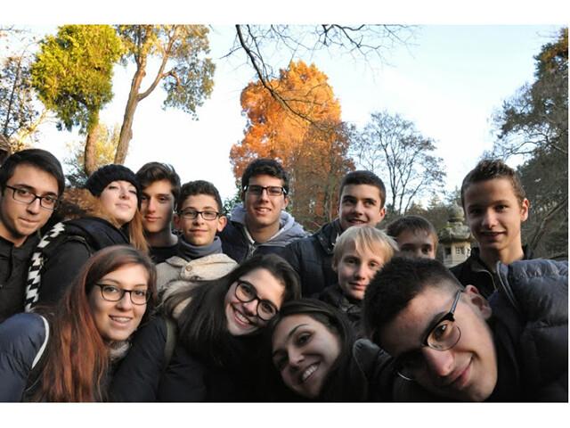 liceali-in-francia