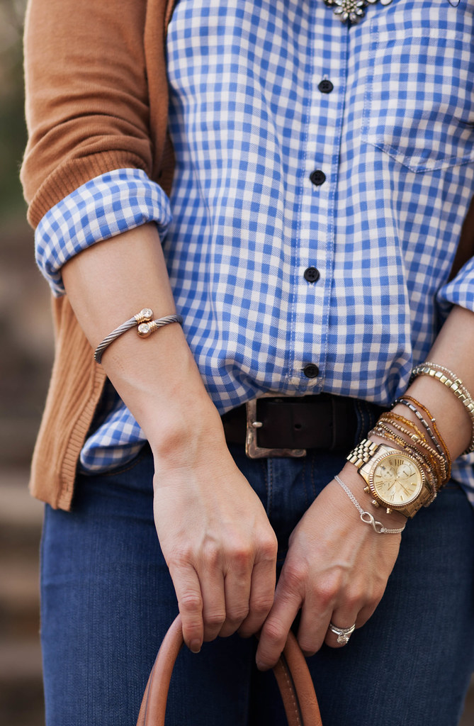 cute & little blog | arm party