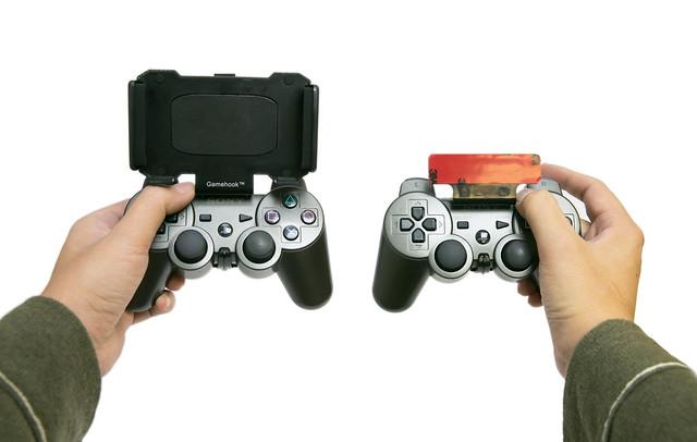 手機用手把轉接架比較,GameKlip 與 GameHook 的分別?怎麼挑?! @3C 達人廖阿輝
