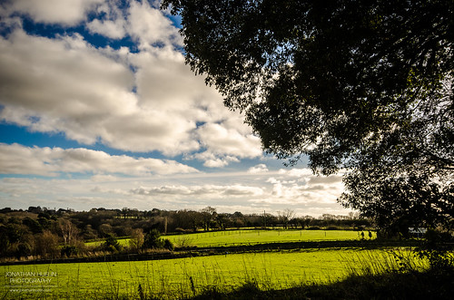 blue sky green nature countryside nikon jersey fields channelislands d5100
