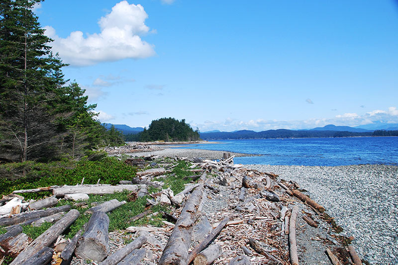 Is There A Sandy Beach On Quadra Island