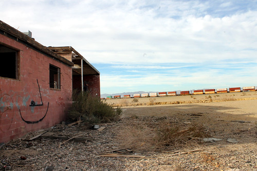 Abandones Homes of Salton City