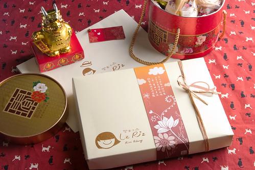 樂米工坊米麵條禮盒0318