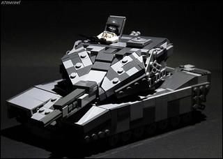 EU Urban Siege Tank