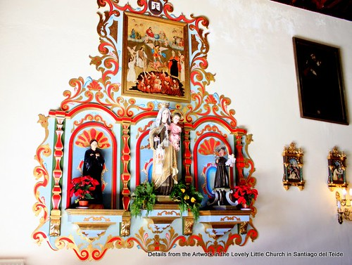 Church of San Fernando, Santiago del Teide