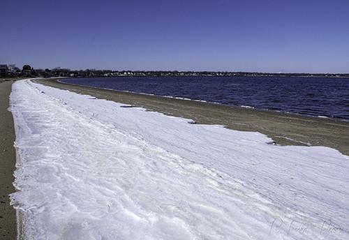 winter snow beach water warwick odc conimicut conimicutpoint rjoannejohnson