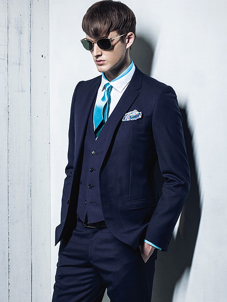James Smith01780_m.f.editorial Men's Spring Collection 2014