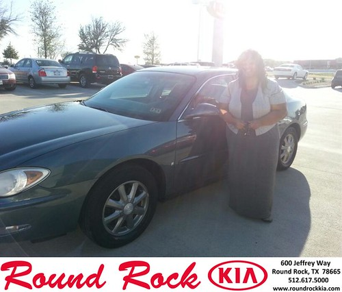 Thank you to Andrella Ogesse on your new 2007 #Buick #Lacrosse from Rudy Armendariz and everyone at Round Rock Kia! #LoveMyCar by RoundRockKia