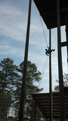 60ft Rappel Tower