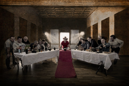 The Last GNPC Supper