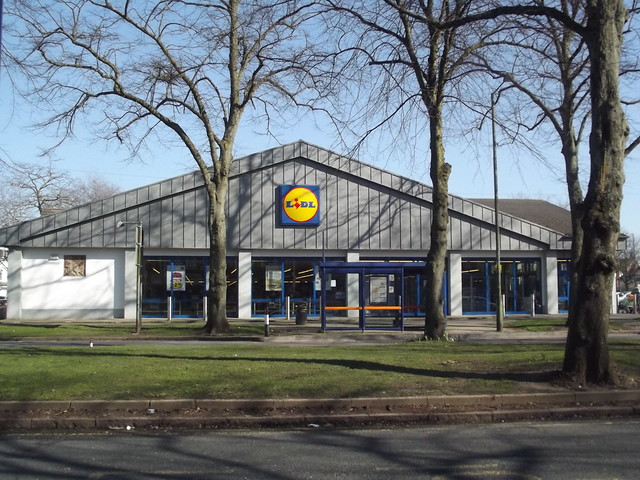 Lidl - Olton Boulevard East, Fox Hollies