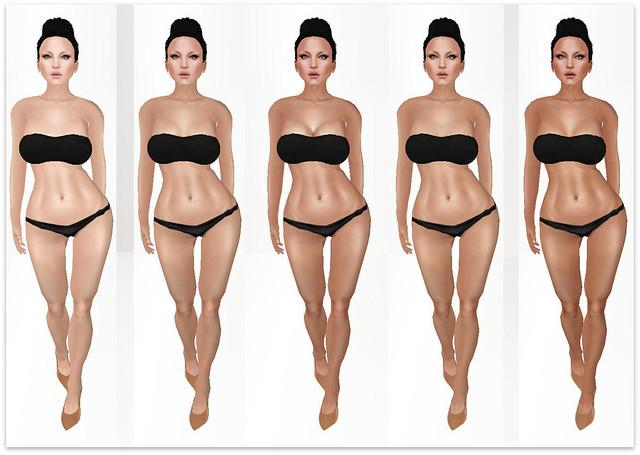 Skin Fair: Clef de Peau WS JEMMA 5 Tones