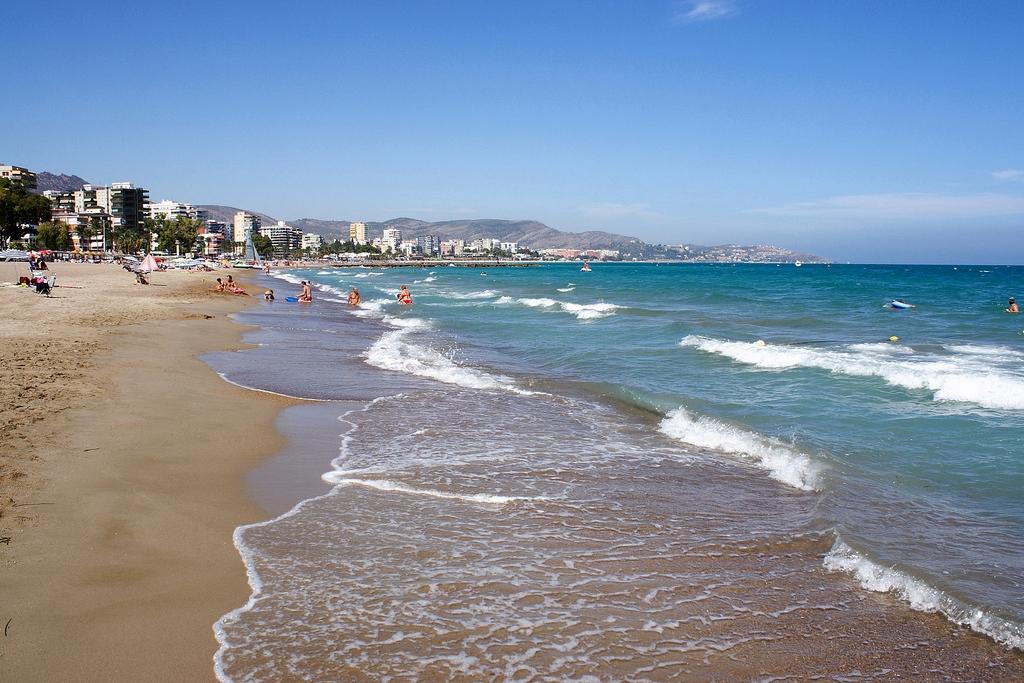 3. Playa de Benicàssim. Autor, Alberto Bizzini