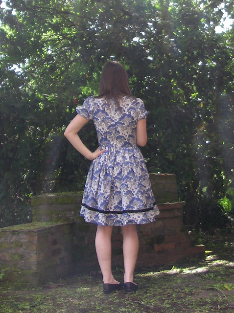 Alice dress (back)