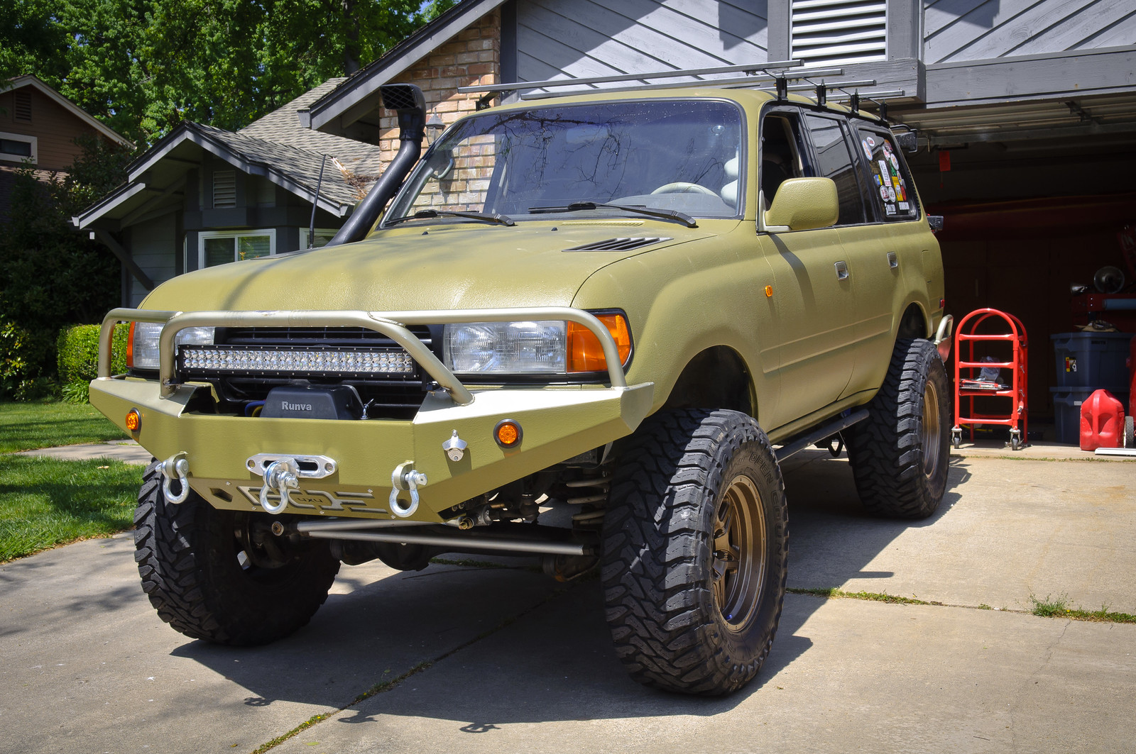 Evolution Of A Land Cruiser My 80 S Build Thread Page