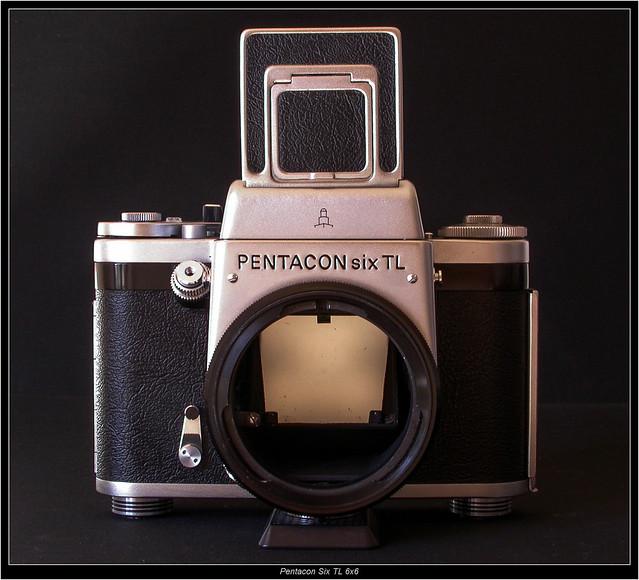 Pentacon Six TL 6x6