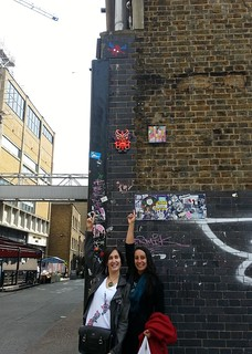 Space Invader in London