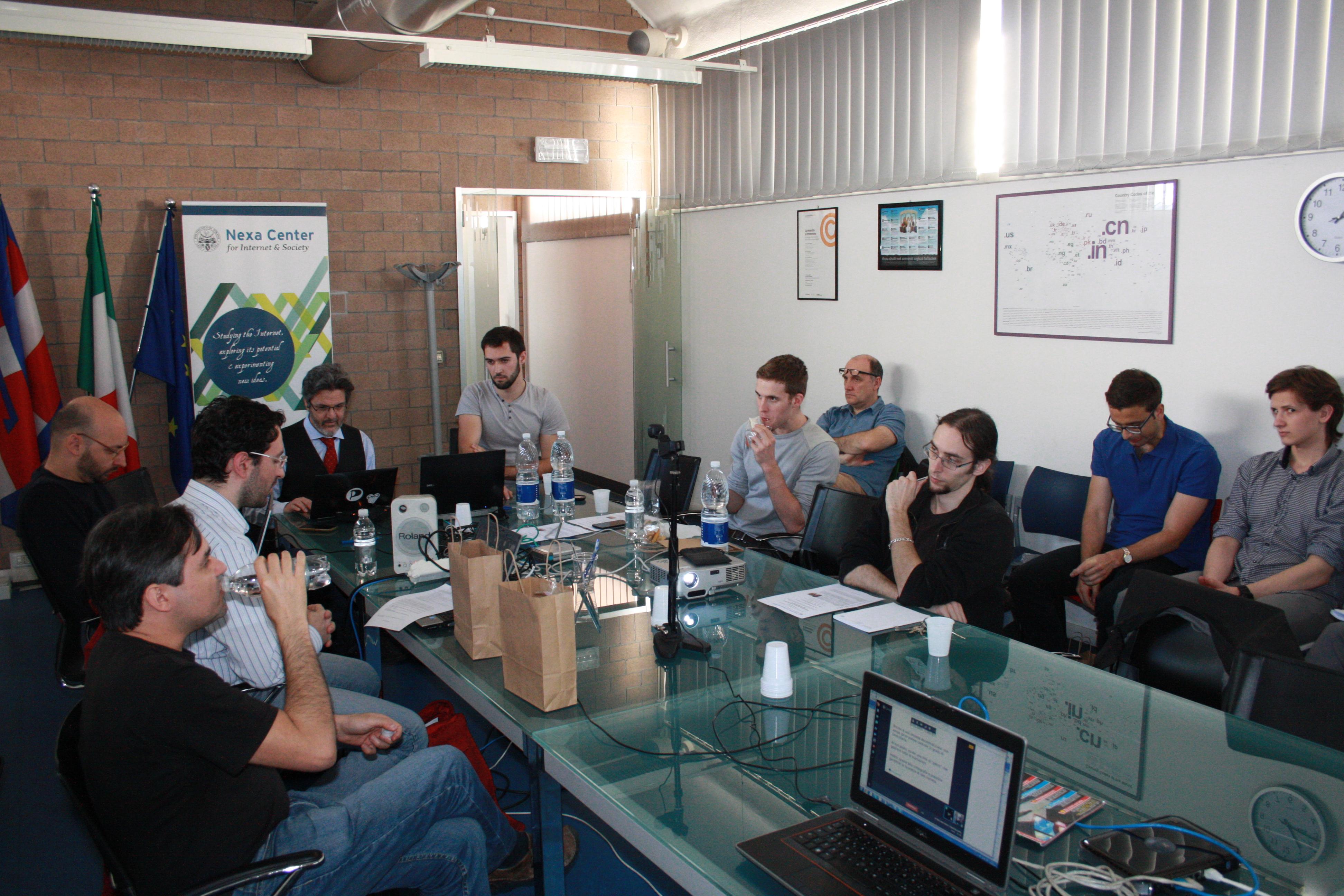 20° Nexa Lunch Seminar - Criptovalute, questioni tecnologiche e implicazioni politiche