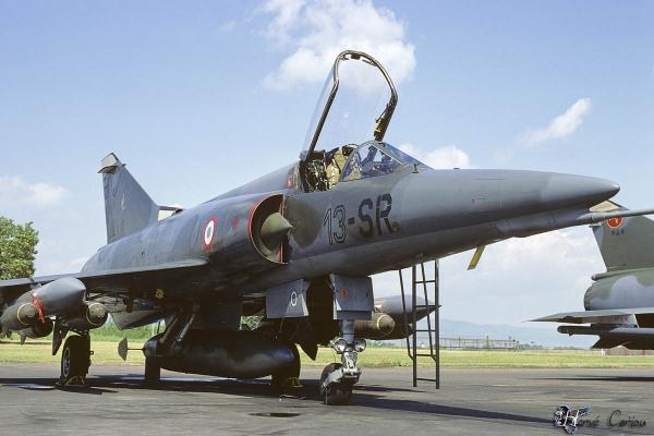 Numéro 56 [Heller Dassault Mirage IV A - 1/72] 14012305595_04de510b39_o