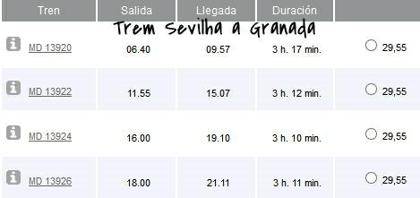 Sevilla-granada