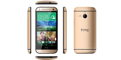 HTC One Mini 2 launches next month