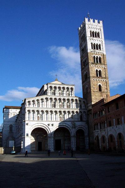 Catedral de San Martín, Lucca. © Paco Bellido, 2003