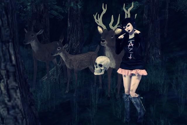 Creepy Kawaii & Witching Hour