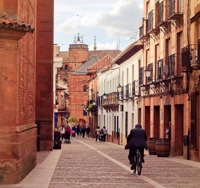 Paseando por Villanueva de los Infantes. Autor, Enaire Fotografía