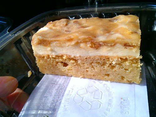 Praline butter bar