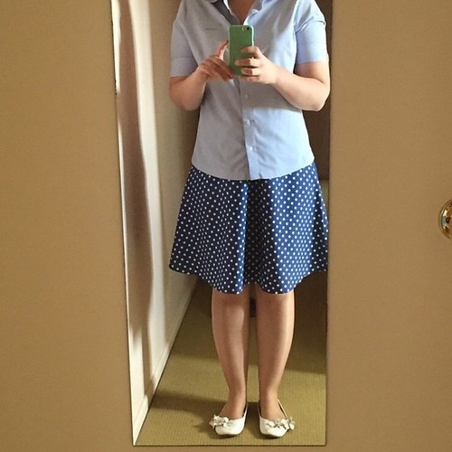 Rayon Circle Skirt