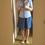 Rayon Half Circle Skirt