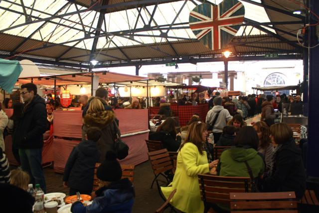 Greenwich Market, Greenwich