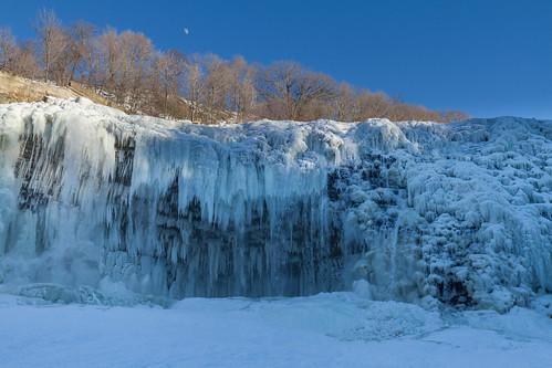 Lower Falls: Frozen