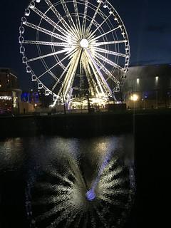 Liverpool Wheel, Albert Dock, Dec 2014