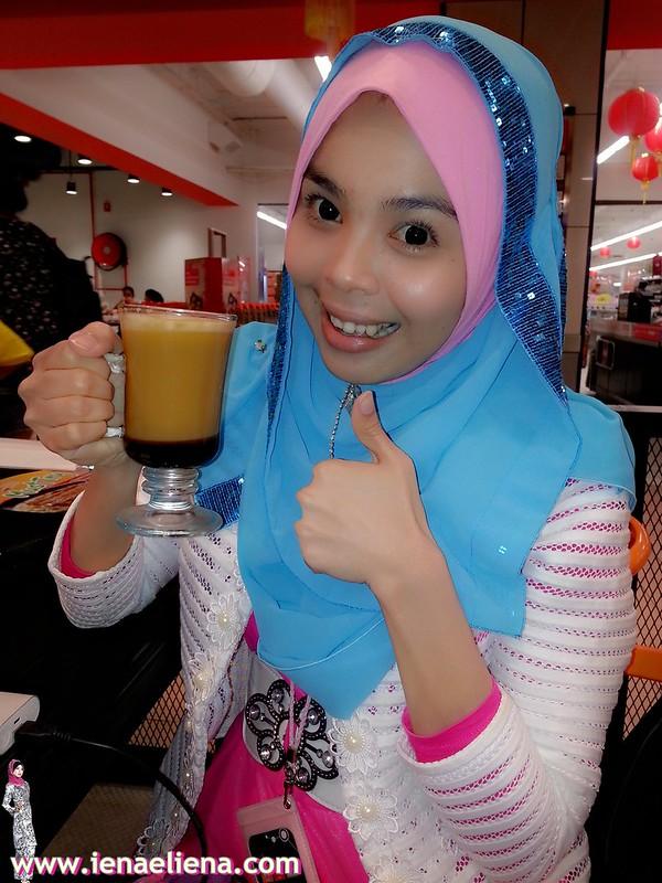Stylo Coffee (Hot) - RM 5.90