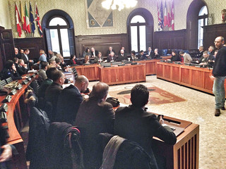 Incontro con il Presidente Bonaccini e i Sindaci della Romagna per fare il punto sull'emergenza maltempo