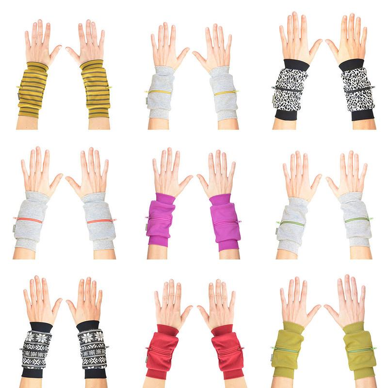 Wrist Zips