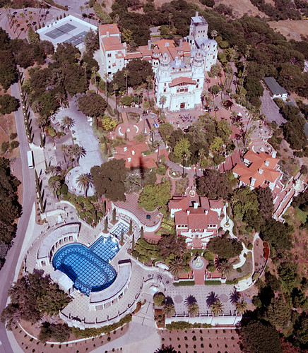 Hearst Castle estate