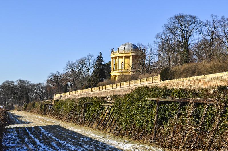 POTSDAM - Park Sanssouci - Belvedere auf dem Klausberg
