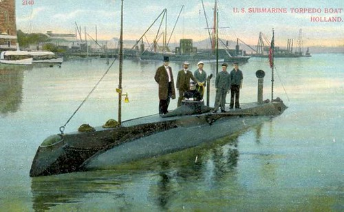 Holland Submarine photo